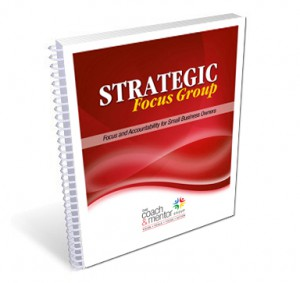 Strategic Focus Groups